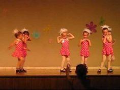 Tap Dance Preschool Class
