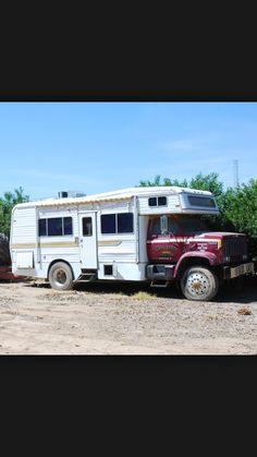 Old Taurus hauler