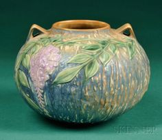 art essay on ohio pottery The mad potter of biloxi  by the time he got back to biloxi in 1883, he had absorbed the essence of america's burgeoning art-pottery movement.