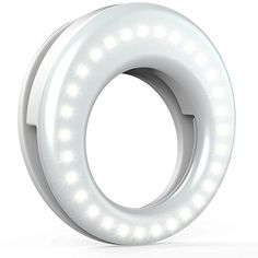 If you do a lot of Live videos on Facebook/Instagram and/or Twitter, do you have sufficient lighting? What do you think of these Selfie LED Camera Lights? #selfielighting #facebooklive #livevideos #makeup #makeupartists #affiliate