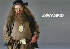 Swagrid byłby dumny  #HogwartowePartyHard