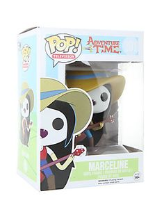 Funko Adventure Time Pop! Television Marceline Vinyl Figure Hot Topic Exclusive Pre-Release,