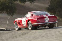 Autó: Két és fél milliárdot fizettek ezért a veterán Ferrari versenyautóért - HVG.hu