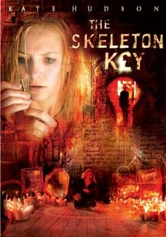 The Skeleton Key. I'm watching this right now. Fav scary movie.