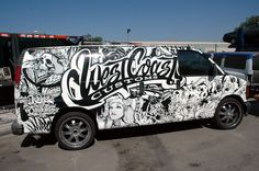 Bilddetails für -WCC Shop Van Re-Wrapped - The World Famous West Coast Customs®