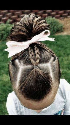 Cute Hairstyles For Little Girls Unique 40 Cool Hairstyles For Little Girls On Any Occasion  The Right