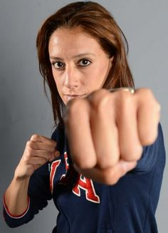 #Taekwondo #Olympian Diana Lopez
