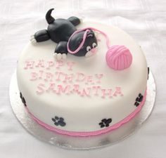 Trying to find the perfect kitty themed cake...                                                                                                                                                                                 More