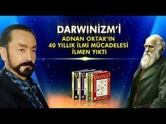 Batı Medyası ilan ediyor: Darwinizm'i Adnan Oktar'ın 40 Yıllık İlmi Müca...