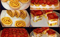 Érdekel a receptje? Kattints a képre! Cake Bars, Tiramisu, Waffles, Caramel, Cheesecake, Bakery, Deserts, Food And Drink, Sweets