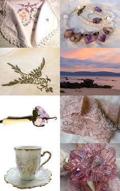 Pastel Spring by Betty J. Powell on Etsy--Pinned with TreasuryPin.com