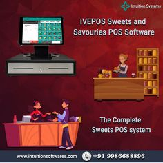Do you own a Sweets and Savouries shop? Are you searching for the Sweets and Savouries shop POS? Don't worry we are here!!! 👉 Grow your business with IVEPOS - The best POS system for Sweets and Savouries Point Of Sale, Retail Space, Food Service, Growing Your Business, Pos, Don't Worry, All In One, Searching, Software