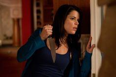 Still of Neve Campbell in Scream 4 (2011)