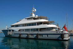 Fortunate Sun Yacht | #boating #yachts #sailing #sailboat #luxury #fishing seatechmarineproducts.com