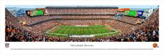 Cleveland Browns - FirstEnergy Stadium Panoramic