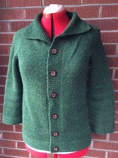 Ravelry: SarahRT's Barn Sweater