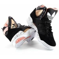 sneakers montantes femme adidas