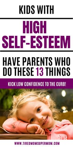 Tips For Parents To Help With Raising Confident Kids Parenting advice and how to talk to kids to help raise confident kids with high self esteem because raising kids is hard. Parenting Books, Gentle Parenting, Parenting Teens, Parenting Quotes, Parenting Advice, Positive Parenting Solutions, Peaceful Parenting, How To Ease Anxiety, Parents