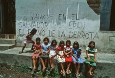 1986. Niñas de Tenancingo.