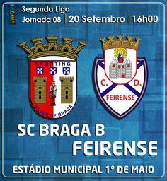 CLUBE DESPORTIVO FEIRENSE: SC Braga B vs Feirense | Antevisão