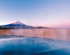 Hot baths and Mt. Fuji | the ultimate form of relaxation