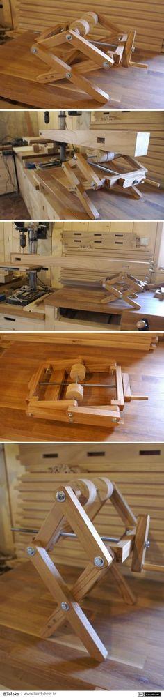Woodworking - Wood Profit - Servante à rouleau détabli par Zeloko - Depuis l[aménagement de mon atelier](http://www.lairdubois.fr/pas-a-pas/6-amenagement-d-un-atelier.html), ma perceuse à colonne se trouve dans le prolongement de mes établis. Lidée originale était de... Discover How You Can Start A Woodworking Business From Home Easily in 7 Days With NO Capital Needed!