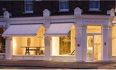 Rose Uniacke : Pimlico. Contemporary and antique furniture