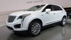 Cadillac revealed the all-new 2017 XT5 crossover at the LA Auto Show, replacing the outgoing SRX with an all-new model to better fend of the competition.
