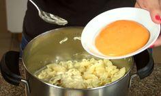 Puedes utilizar los quesos de tu preferencia para esta receta. #PataCook