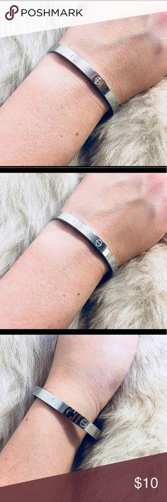 Love skrew hinge bracelet Cute costume jewelry love bracelet Jewelry Bracelets