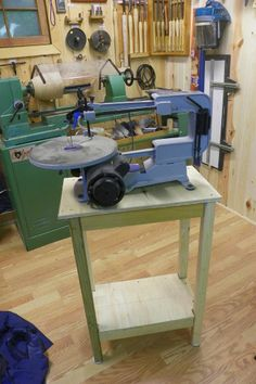 Bench Top Tool Stand