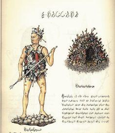16 Codex Seraphinianus