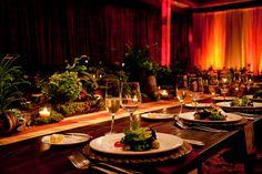 First Salad Course KCP 100 Ritz Carlton Reynolds Plantation WM Events William Fogler Corporate Event Designer