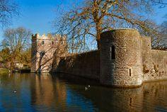 Bishops Palace,Wells,Somerset