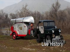 "Preview of ""Historic Camping & Teardrop Trailers"" by overlandtrailer. The full length documentary was released in August of 2011.  The film documents the first hand built RVs and trailers.  One of the most iconic of the small RVs is the teardrop trailer."