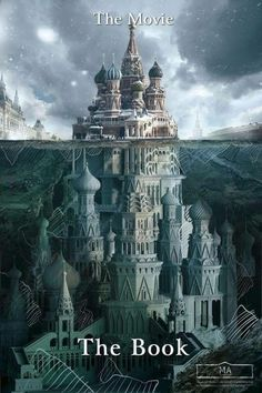 """Totally accurate!! Movies are just the """"tip of the iceberg"""", or in this case the castle, compared to the books."""