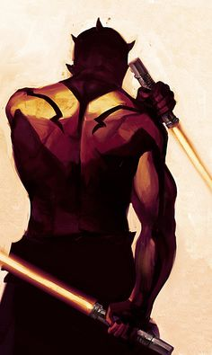 Darth Maul by qissus on DeviantArt                                                                                                                                                      More