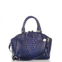 I'm liking the idea of a tiny royal blue purse. It seems happy. :-)