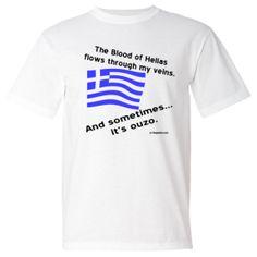 greek canadian flag