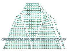 crochelinhasagulhas: Biquíni e cropped em crochê