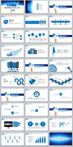 31+ blue creative annual report powerpoint presentations template, Annual Report Powerpoint Presentation Template, Presentation templates