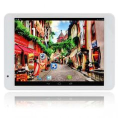 Ramos X10 Pro Fashion Quad Core 7.85 Inch IPS Android 4.2 Tablet