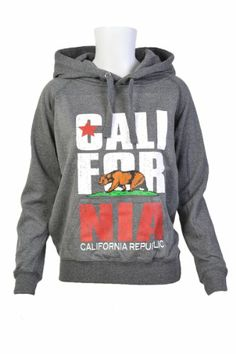0d1b5421 Shop Women's Gray size XS Sweatshirts & Hoodies at a discounted price at  Poshmark. Purchased from a souvenir store in California.