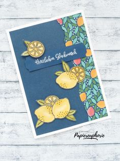 Geburtstagskarte frisch und fabelhaft simply citrus #diycards #crafting #astridspapiereuphorie #stampinup #stampinupösterreich #stampinupdemo #stampinupwien #kreativmitpapier #diy #frischundfabelhaft #simplycitrus #happybirthday #geburtstagskarte #handemadecards #cardmaking #paperlove #bastelnmachtspass #diycards #creative #diykarten #papierliebe #kartenset Happy Birthday, Stampinup, Creative, Favors, Paper, Fresh, Sketches, Birth, Craft