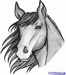 Resultado de imagem para Drawing Horses Tutorial by Smirtouille