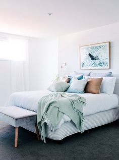 6 Staggering Tips: Minimalist Bedroom Boho Kids minimalist bedroom ideas quartos.Minimalist Bedroom Closet Home minimalist interior style texture.Minimalist Bedroom Dresser Walk In Closet. Bedroom Carpet, Home Bedroom, Bedroom Decor, Bedroom Ideas, Bedroom Plants, Design Bedroom, Bedroom Furniture, Girls Bedroom, Bedroom Small