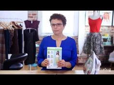 Learn to Sew Clothes with Simplicity Patterns – Sewing a Classic Gathered Skirt - YouTube