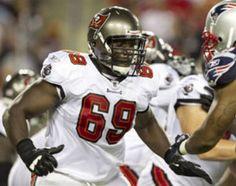 Jerseys NFL Outlet - Tampa Bay Buccaneers Demar Dotson Elite Nike Women's Red Jersey ...