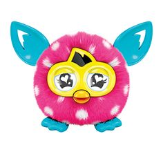 Furby Furbling Creature (Peacock Feather)