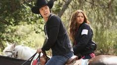 kc and brett on the run from ursula in the season finale of kc undercover